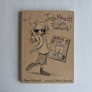 Judy Moody Gets Famous! book