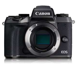 Canon EOS M5 (Body) Mirrorless Camera