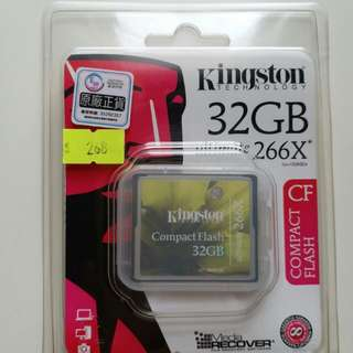 Kingston 32GB咭