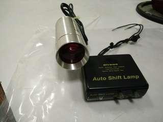 Pivot shift lamp