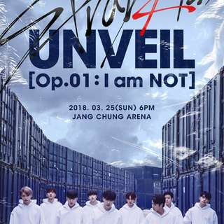 G.O Stray Kids - I am NOT 1st Mini (Debut) Album