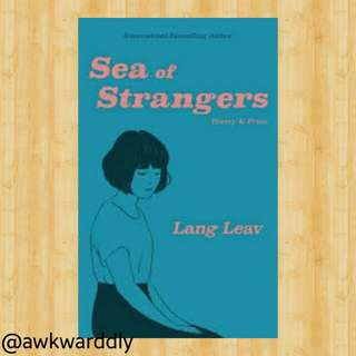 FREE! Sea of Strangers by Lang Leav