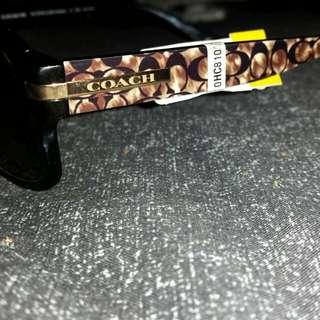 Coach new york sunglasses