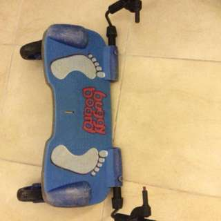 Buggy standing board for stroller