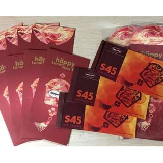 Haagen Dazs $45 coupon
