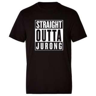 Straight Outta Compton Tshirt - JURONG