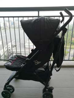 Stroller Easywalker Mini Buggy Blackjack