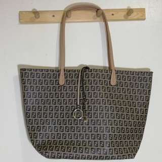 FENDI reversible tote bag