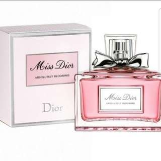Miss Dior Absolute Blooming