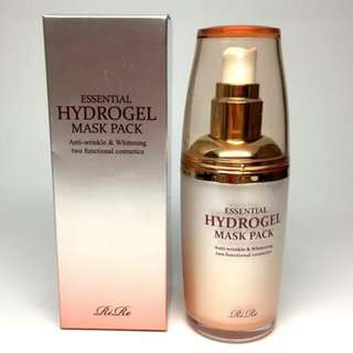 Essential Hydrogel Mask Pack-Spray