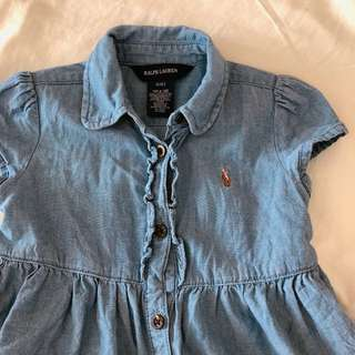 Ralph Lauren Polo Dress (2yrs old)