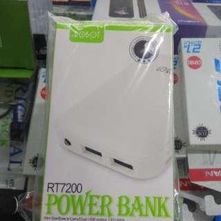 Powerbank Robot 6600MAH