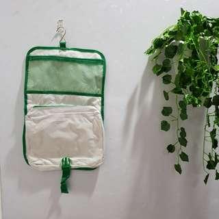 JUAL RUGI NEW tas serbaguna travelling peralatan make up alat mandi