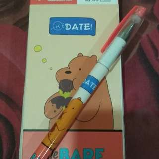 We Bare Bears Red