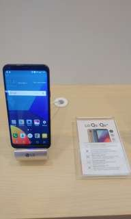 LG Q6+ RAM 4GB/ROM 64GB FREE Jelly Case + HBS-S80