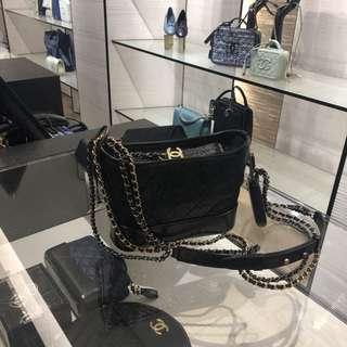 Chanel流浪包