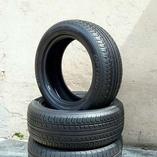 Used 225/55 R17(Sold) Hankook (2pcs) 🙋‍♂️