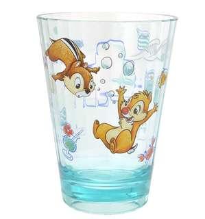 日本 Disney Store 直送 Chip n Dale 樹脂膠杯