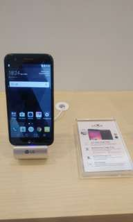 LG K10 2017 FREE Jelly Case & HBS-S80