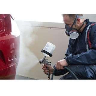 Car painting - Spray painting
