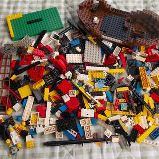 Lego Toy Pieces