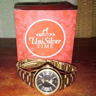 Unisilver Watch for Girls