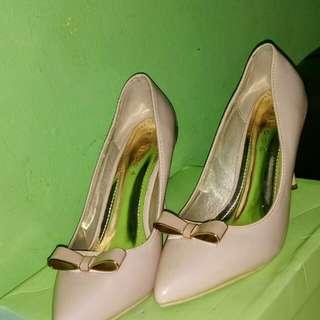 Sepatu wanita pink babby