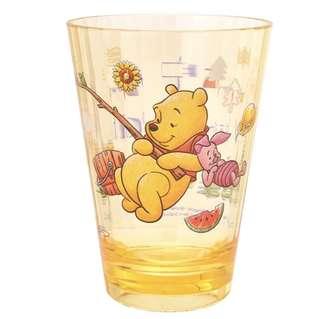日本 Disney Store 直送 Winnie the Pooh 小熊維尼樹脂膠杯