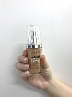Loreal perfect match foundation le teint