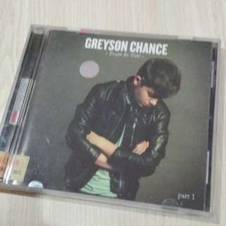Album Truth Be Told Part 1 (Greyson Chance)