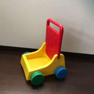 LEGO 手推車 / 學行車