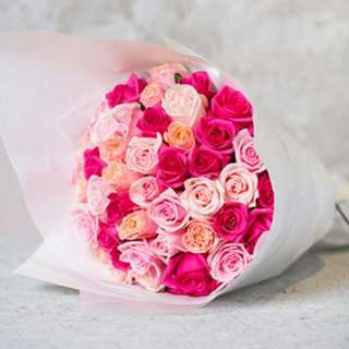 Flower Bouquet∕Hand Bouquet∕Birthday Bouquet∕Anniversary Bouquet∕Proposal Bouquet - 48257