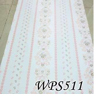 WPS511 CUTE LINE FLOWER