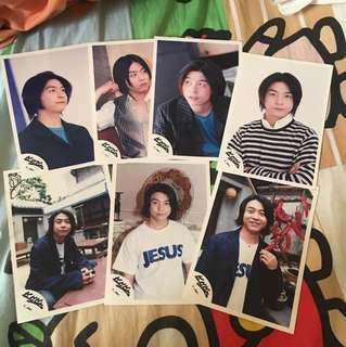 堂本剛個人相片 7張