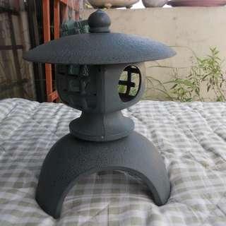 Japanese Metal Lantern