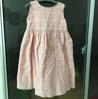 Pre-loved Salmon Pink Dress