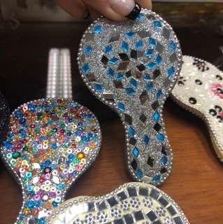 India hand made mirror