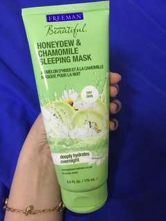 Freeman Honeydew Sleeping Mask