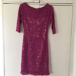 Karimadon Lace Dress (for Formal/Semi-formal event)