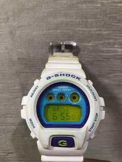 casio  g shock DW-6900CS60% new