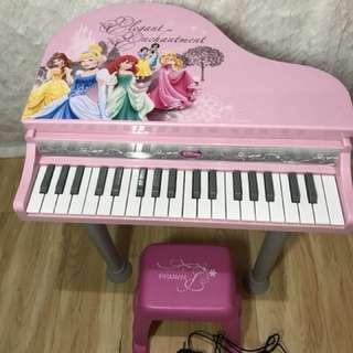 Disney Princess Grand Piano