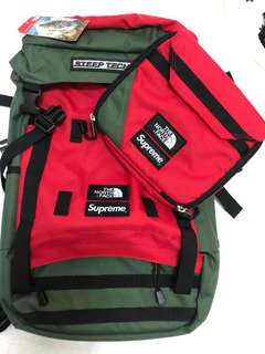 Supreme x the north face steep tech backpack palace Nike Adidas vans gosha soph wtaps Visvim