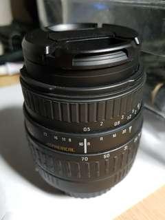 Sigma (canon) 24-70mm F3.5-5.6 UC