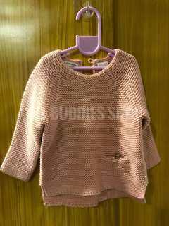 Zara knit wear for baby