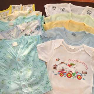 Sale!!! Bundle 10 pcs shirt for babies
