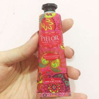 Pielor hand and nail cream