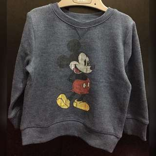 New jumping beans sweater mickey baby boy