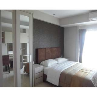 Unit tahunan Type Studio full furnish Sentra Timur Residence