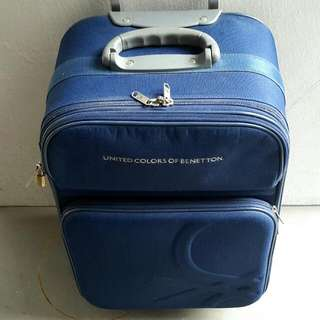 United Colors Of Benetton Luggage Bag