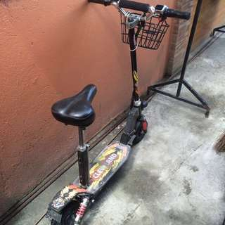 E bike scooter